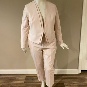 Blush Suit Set